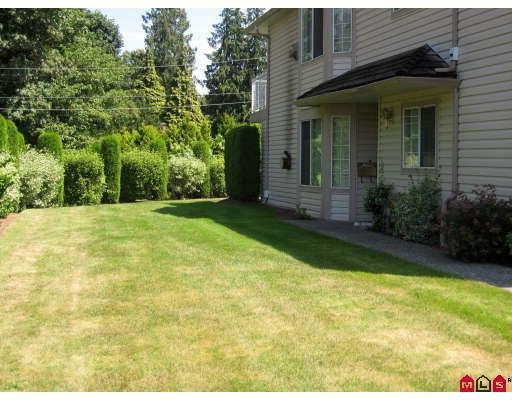 """Main Photo: 59 3110 TRAFALGAR Street in Abbotsford: Central Abbotsford Townhouse for sale in """"NORTHVIEW"""" : MLS®# F2914124"""