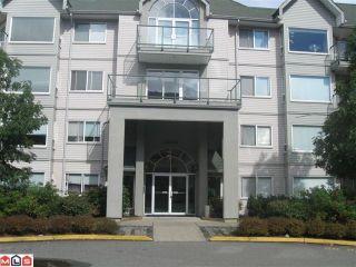 """Photo 1: 208 33688 KING Road in Abbotsford: Poplar Condo for sale in """"COLLEGE PARK PLACE"""" : MLS®# F1023436"""