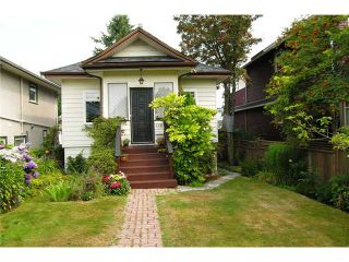 Photo 5: 4131 ETON Street in Burnaby: Vancouver Heights House for sale (Burnaby North)  : MLS®# V845225