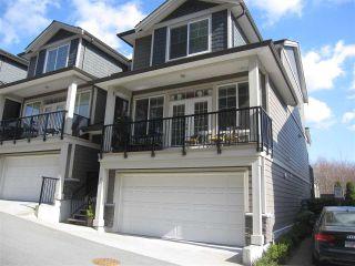 "Photo 1: 11 11384 BURNETT Street in Maple Ridge: East Central Townhouse for sale in ""MAPLE CREEK ESTATES"" : MLS®# R2256062"