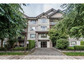 """Photo 1: 313 5465 203 Street in Langley: Langley City Condo for sale in """"STATION 54"""" : MLS®# R2206615"""