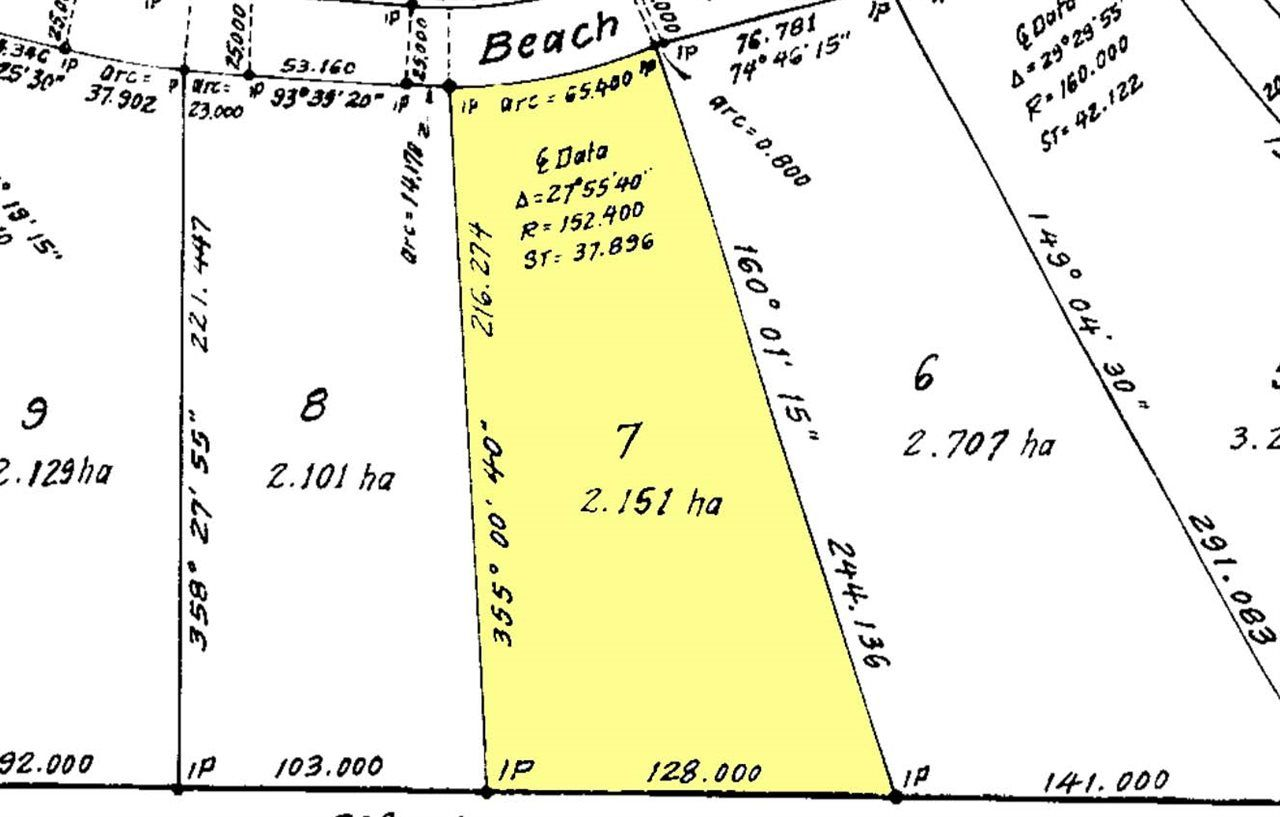Main Photo: LOT 7 BEACH Road in Burns Lake: Burns Lake - Rural South Land for sale (Burns Lake (Zone 55))  : MLS®# R2468221