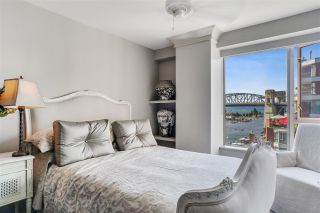 "Photo 22: 805 1600 HORNBY Street in Vancouver: Yaletown Condo for sale in ""Yacht Harbour Pointe"" (Vancouver West)  : MLS®# R2526212"