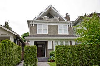 Photo 2: 2956 W 2ND Avenue in Vancouver: Kitsilano 1/2 Duplex  (Vancouver West)  : MLS®# V897012