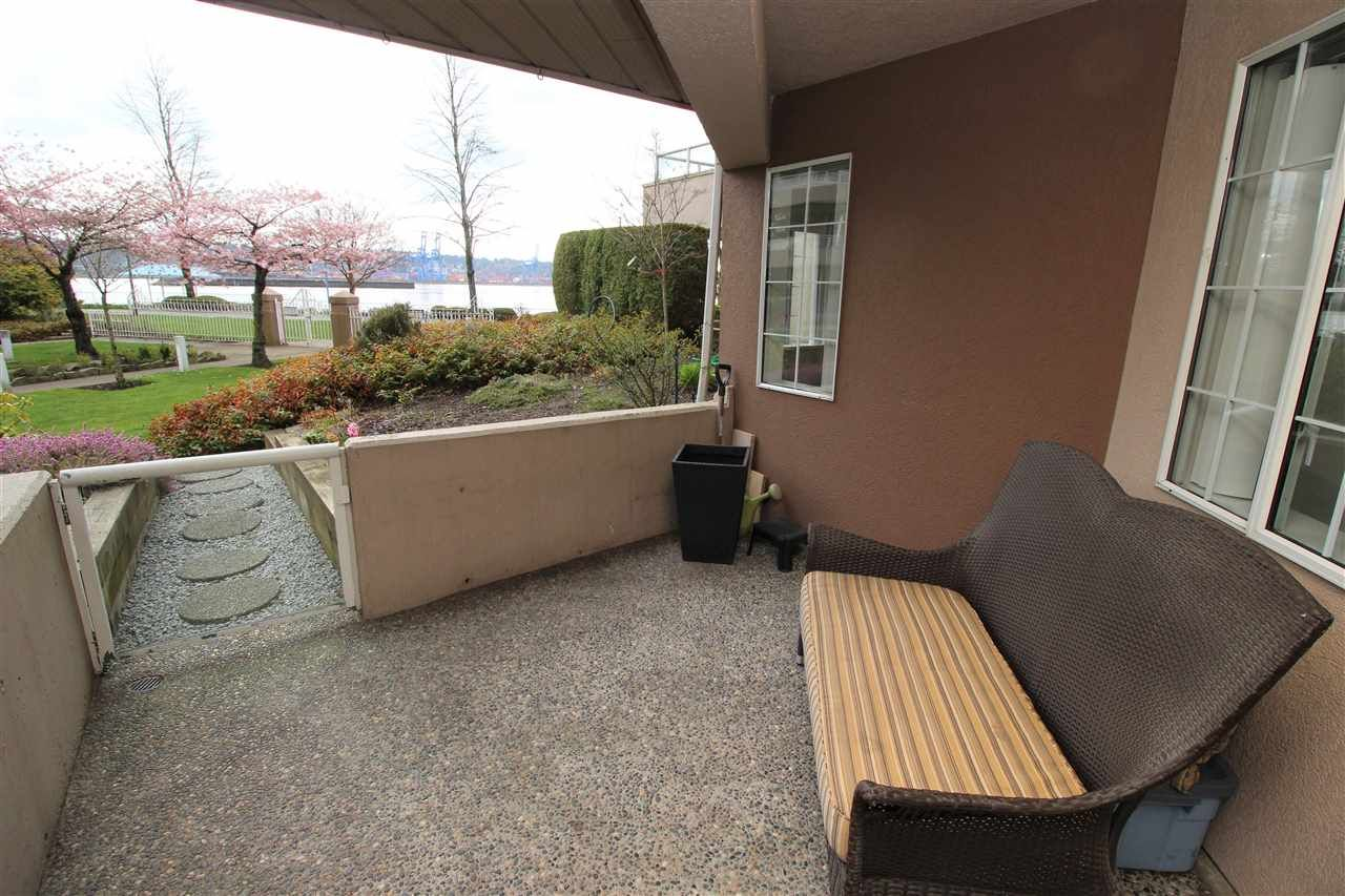 """Photo 7: Photos: 118 1150 QUAYSIDE Drive in New Westminster: Quay Condo for sale in """"WESTPORT"""" : MLS®# R2559746"""