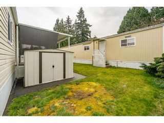 """Photo 28: 186 7790 KING GEORGE Boulevard in Surrey: East Newton Manufactured Home for sale in """"Crispen Bays"""" : MLS®# R2560382"""