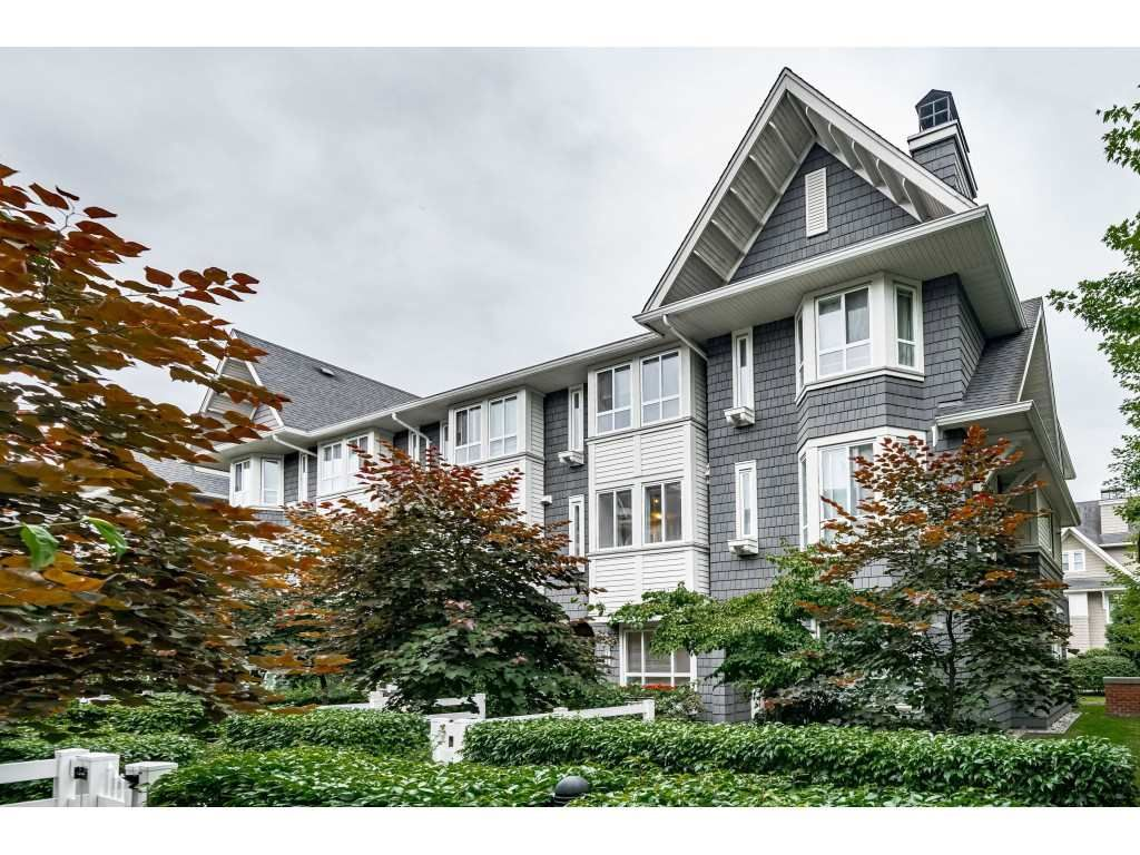 Main Photo: 104-2418 Avon Place in Port Coquitlam: Riverwood Townhouse for sale : MLS®# R2492542