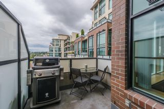 """Photo 18: 509 10 RENAISSANCE Square in New Westminster: Quay Condo for sale in """"MURANO LOFTS"""" : MLS®# R2177517"""