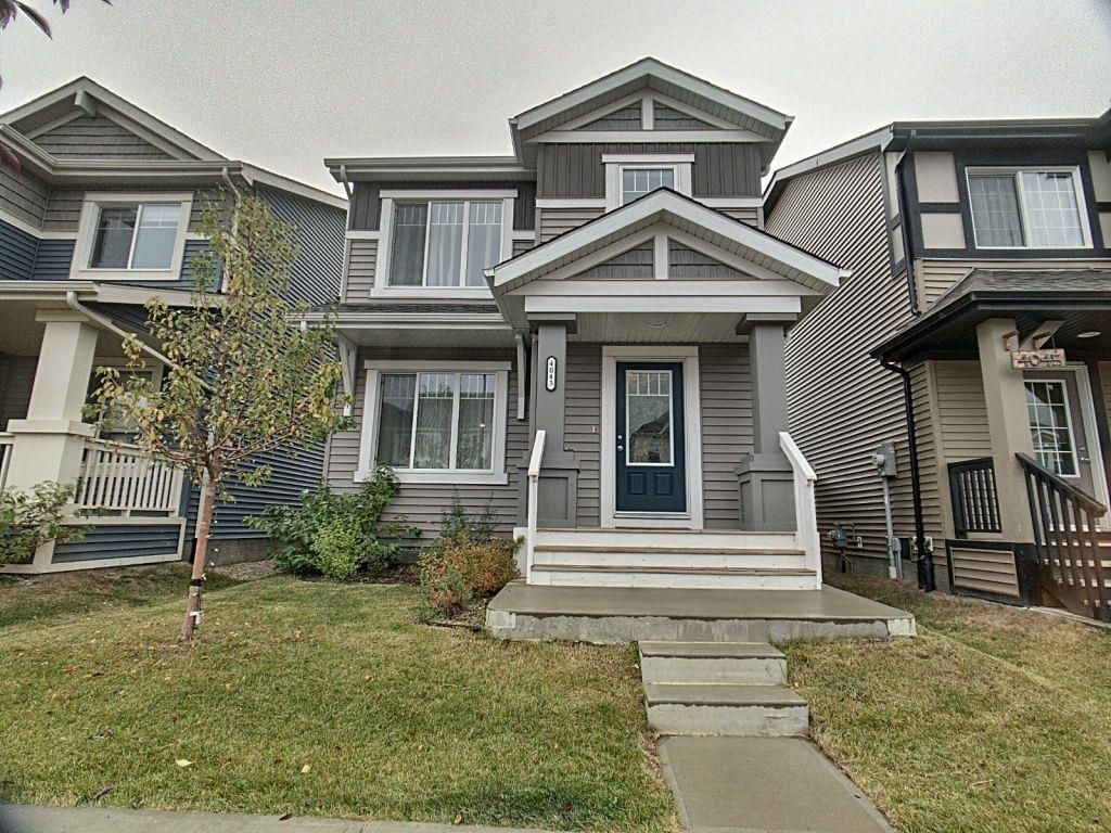 Main Photo: 4043 CHAPPELLE Green in Edmonton: Zone 55 House for sale : MLS®# E4266204