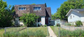 Photo 1: 7617 24 Street SE in Calgary: Ogden Semi Detached for sale : MLS®# A1120101
