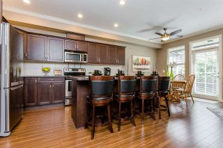 "Photo 2: 60 20831 70 Avenue in Langley: Willoughby Heights Townhouse for sale in ""RADIUS at MILNER HEIGHTS"" : MLS®# R2207253"