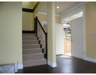Photo 8: 615 EDGAR Avenue in Coquitlam: Coquitlam West 1/2 Duplex for sale : MLS®# V777992