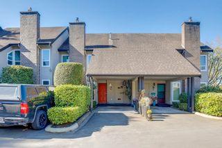 "Photo 1: 4831 CENTRAL Avenue in Delta: Hawthorne Townhouse for sale in ""PARKSIDE ESTATES"" (Ladner)  : MLS®# R2567177"
