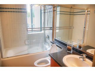 """Photo 7: 308 1688 ROBSON Street in Vancouver: West End VW Condo for sale in """"PACIFIC ROBSON PALAIS"""" (Vancouver West)  : MLS®# V835427"""