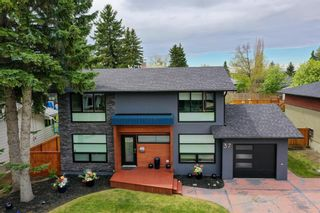 Main Photo: 37 Roseview Drive NW in Calgary: Rosemont Detached for sale : MLS®# A1110548