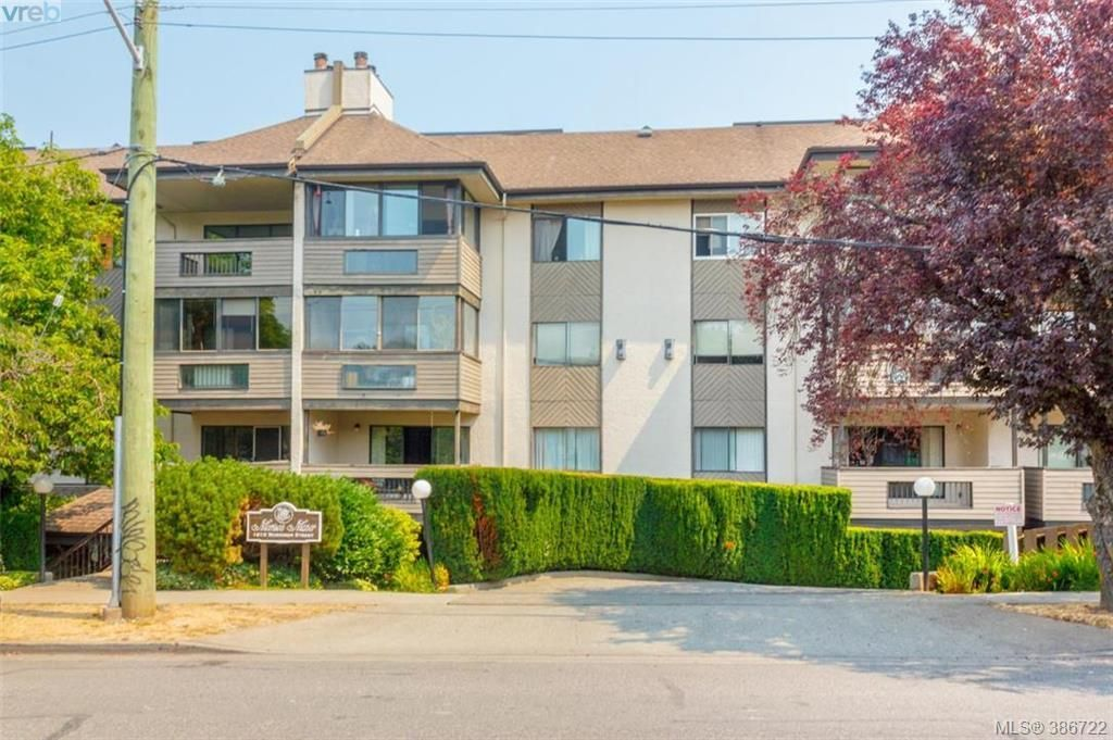 Main Photo: 206 1619 Morrison St in VICTORIA: Vi Jubilee Condo for sale (Victoria)  : MLS®# 777326