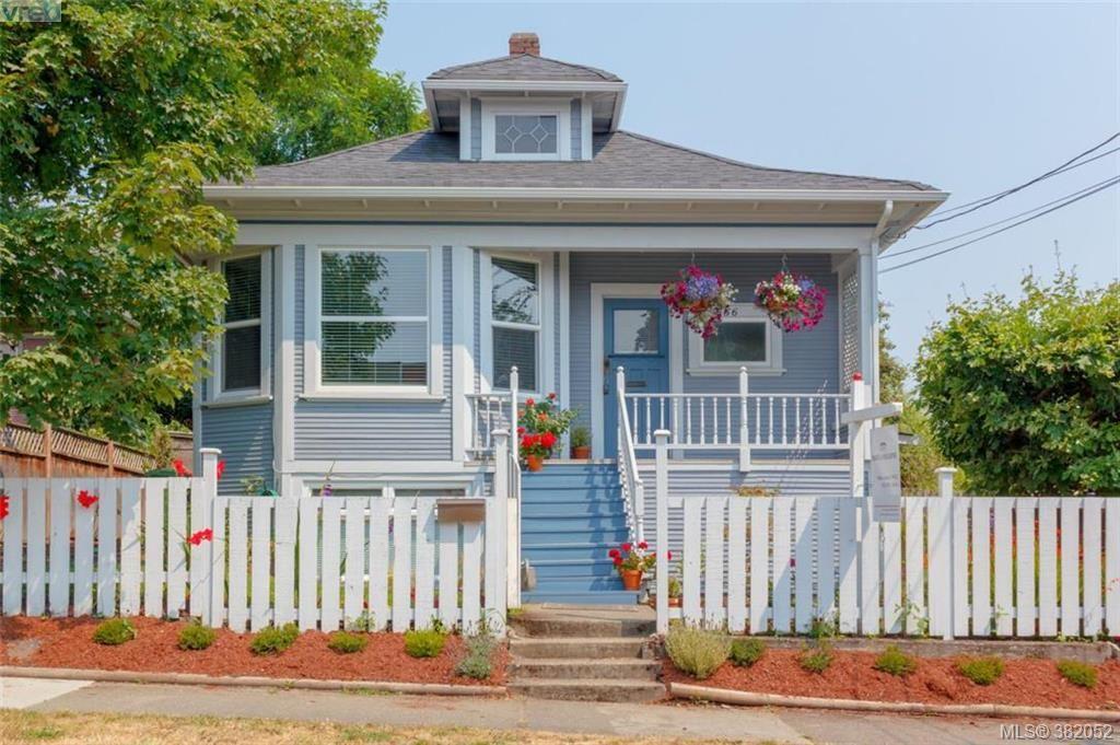 Main Photo: 656 Sumas St in VICTORIA: Vi Burnside House for sale (Victoria)  : MLS®# 767572