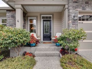 """Photo 3: 4 15075 27A Avenue in Surrey: Sunnyside Park Surrey Townhouse for sale in """"Birch Arbour"""" (South Surrey White Rock)  : MLS®# R2620419"""