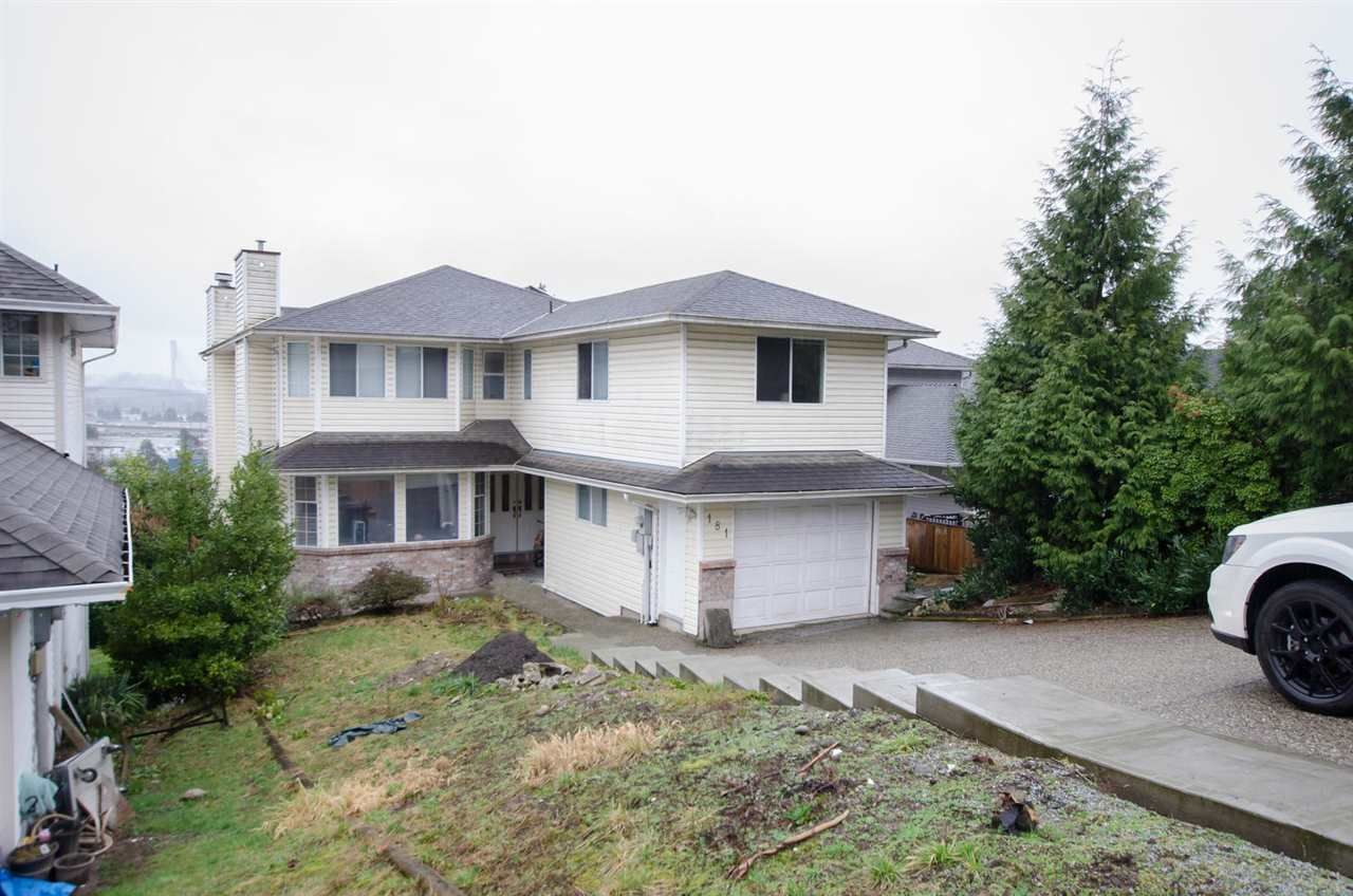 Main Photo: 181 WARRICK STREET in Coquitlam: Cape Horn House for sale