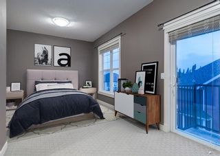 Photo 16: 106 WEST SPRINGS Road SW in Calgary: West Springs Row/Townhouse for sale : MLS®# A1128292