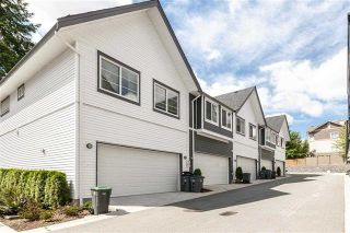 Photo 18: 15 6767 196 Street in : Clayton Townhouse for sale (Cloverdale)  : MLS®# R2493702