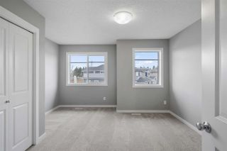 Photo 26: 7376 CHIVERS Crescent in Edmonton: Zone 55 House Half Duplex for sale : MLS®# E4235237
