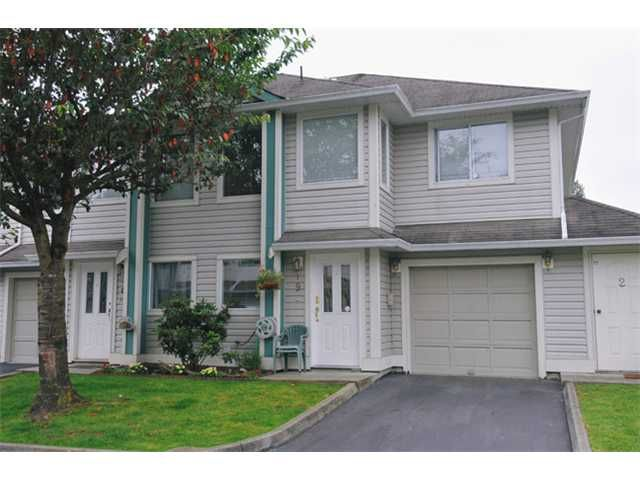 """Main Photo: # 19 11950 232ND ST in Maple Ridge: Cottonwood MR Condo for sale in """"GOLDEN EARS VISTA"""" : MLS®# V900877"""