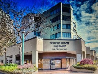 "Photo 2: 502 1480 FOSTER Street: White Rock Condo for sale in ""White Rock Square I"" (South Surrey White Rock)  : MLS®# R2442342"