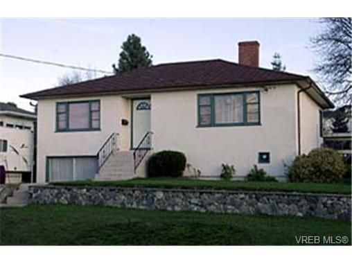Main Photo: 3181 Service St in VICTORIA: SE Camosun House for sale (Saanich East)  : MLS®# 299418