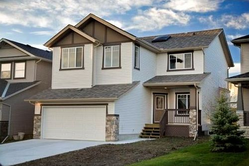 Main Photo: 232 Chapalina Terrace SE in Calgary: Chaparral House for sale : MLS®# C4120209