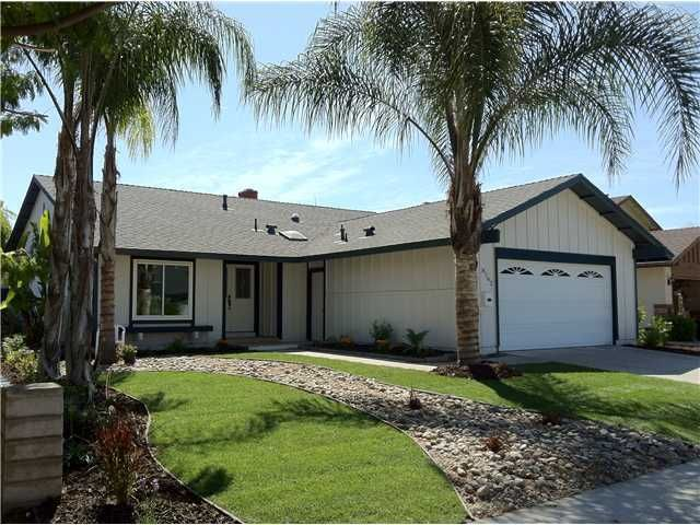 Main Photo: SAN CARLOS House for sale : 3 bedrooms : 8162 Royal Gorge Drive in San Diego