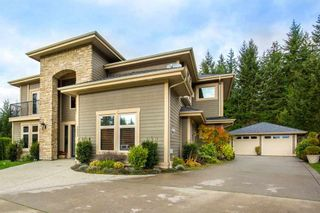 Photo 1: 5335 Stamford Place in Sechelt: Home for sale : MLS®# R2119187