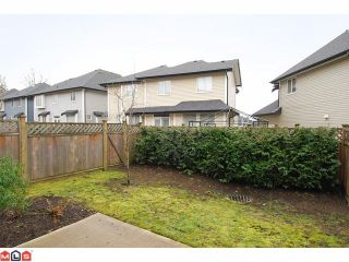 """Photo 10: 21 18199 70TH Avenue in Surrey: Cloverdale BC Townhouse for sale in """"AUGUSTA"""" (Cloverdale)  : MLS®# F1105716"""
