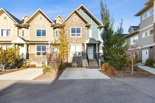 Main Photo: 304 Cranfield Common SE in Calgary: Cranston Row/Townhouse for sale : MLS®# A1154172