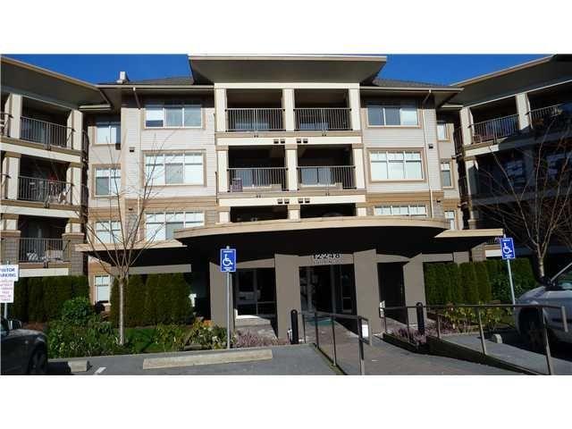 "Main Photo: #206 - 12248 224th St. in Maple Ridge: East Central Condo for sale in ""URBANO"" : MLS®# V870398"
