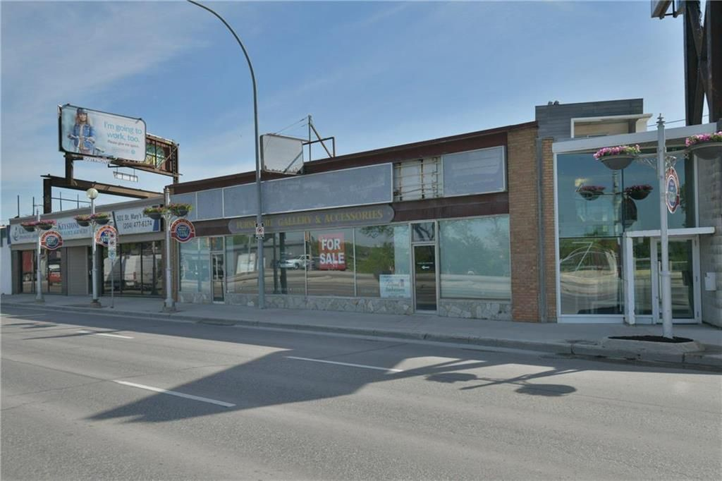 Main Photo: 509 St Mary's Road in Winnipeg: Industrial / Commercial / Investment for sale (2D)  : MLS®# 202113170