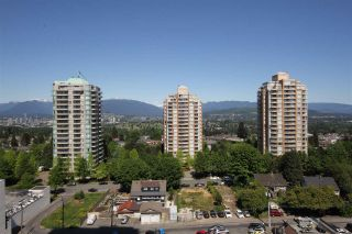 "Photo 11: 1107 4688 KINGSWAY in Burnaby: Metrotown Condo for sale in ""STATION SQUARE"" (Burnaby South)  : MLS®# R2105986"