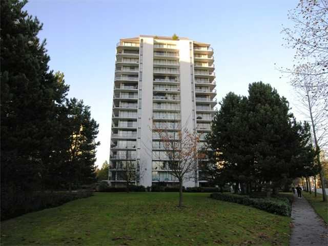 Main Photo: 1607 6455 WILLINGDON Avenue in Burnaby: Metrotown Condo for sale (Burnaby South)  : MLS®# V933382