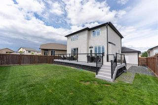 Photo 41: 43 Birch Point Place in Winnipeg: South Pointe Residential for sale (1R)  : MLS®# 202114638