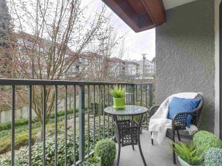 "Photo 11: 307 2120 W 2ND Avenue in Vancouver: Kitsilano Condo for sale in ""ARBUTUS PLACE"" (Vancouver West)  : MLS®# R2240959"
