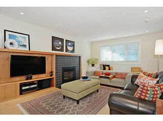 "Photo 2: 3868 HEATHER ST in Vancouver: Cambie House for sale in ""DOUGLAS PARK"" (Vancouver West)  : MLS®# V1046332"