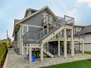 Photo 2: 2 1245 Chapman St in Victoria: Vi Fairfield West Row/Townhouse for sale : MLS®# 837185