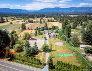 Main Photo: 5225 & 5213 N Island Hwy in : CV Courtenay North House for sale (Comox Valley)  : MLS®# 886688