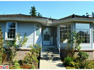 """Photo 1: 1996 128TH Street in Surrey: Crescent Bch Ocean Pk. House for sale in """"AMBLE GREEN WEST"""" (South Surrey White Rock)  : MLS®# F1306313"""
