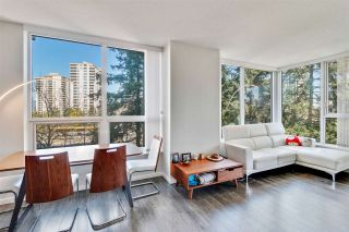 """Photo 5: 501 5883 BARKER Avenue in Burnaby: Metrotown Condo for sale in """"Aldynne on the Park"""" (Burnaby South)  : MLS®# R2567855"""