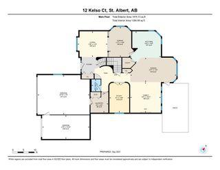 Photo 43: 12 KELSO Court: St. Albert House for sale : MLS®# E4262196
