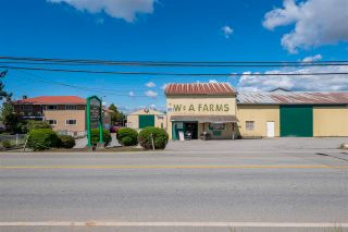 Photo 1: 17731 WESTMINSTER Highway in Richmond: East Richmond Agri-Business for sale : MLS®# C8038030