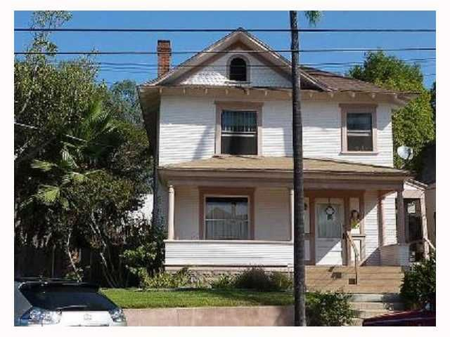 Main Photo: SAN DIEGO Property for sale: 2526 A Street