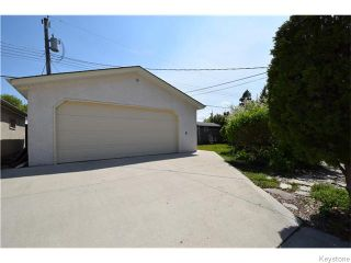 Photo 18: 9 Verbena Street in Winnipeg: West Kildonan / Garden City Residential for sale (North West Winnipeg)  : MLS®# 1613340