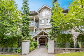 """Photo 1: 308 3895 SANDELL Street in Burnaby: Central Park BS Condo for sale in """"Clarke House Central Park"""" (Burnaby South)  : MLS®# R2287326"""